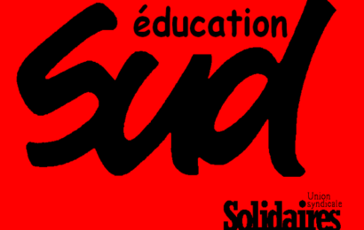 SUD Education : Bulletin 1er trimestre 2016