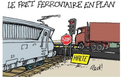 Privatisation de Fret SNCF Les masques tombent !